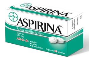 Scoperti nuovi benefici dell'aspirina