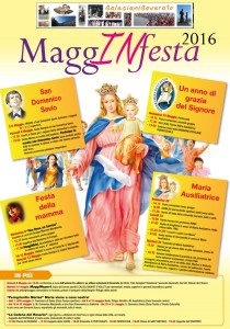 Maggio Salesiano a Soverato, il programma completo