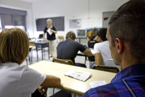 La scuola e la lingua italiana