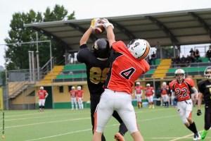 Football Americano – Finisce in Liguria il sogno degli Highlanders Catanzaro