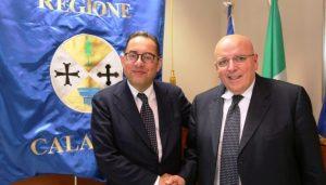 Pittella e Oliverio