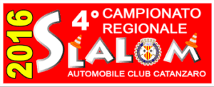 Logo slalom