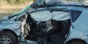 Scontro auto-bus sulla Statale 18, morte due donne