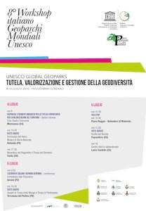 """""""VIII Workshop Unesco Global Geopark"""" il 4 e 6 luglio presso il Parco Nazionale del Pollino"""
