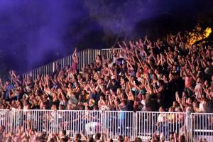 Gianna Nannini travolge la Summer Arena di Soverato con il suo Hitstory