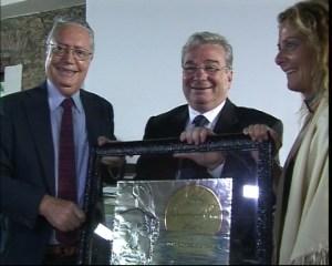 Torre di Ruggiero – Consegnato il Pericles International Prize