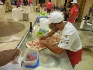 A Lamezia Terme oggi e domani il Torneo nazionale di pizza