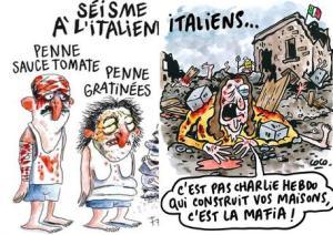 I disegnatori di Charlie Hebdo in Calabria per un workshop sulla satira