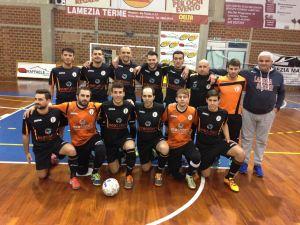 Calcio a 5, Serie C1: vittoria al cardiopalma per la Lamezia Soccer contro Soverato