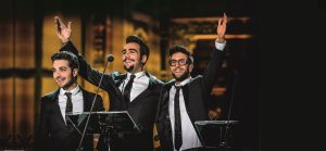 """Summer Arena, debutto a Torino per la """"Notte magica"""" de Il Volo. Il 14 luglio il trio sarà in concerto a Soverato"""