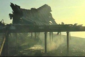 Incendio dello stabilimento balneare a Squillace, la Cicas chiede incontro al Prefetto