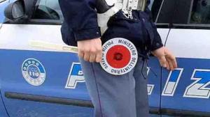 Non si ferma all'alt della polizia e per scappare investe la volante, arrestato