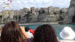Si rifà il 3 Agosto la gita da Soverato a Tropea e Capo Vaticano con escursione in barca