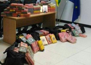 Maxi sequestro di 220 Kg di cocaina al porto di Gioia Tauro