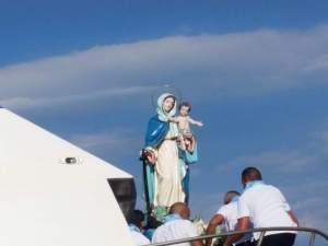 La Madonna a mare