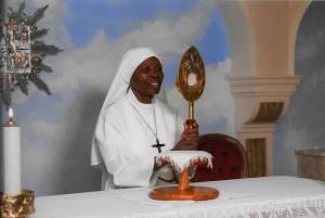 Eucarestia permanente nella cappella di Casa Nazareth a Cropani Marina