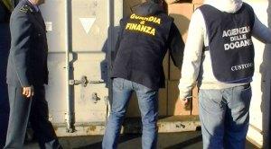 Cocaina nascosta tra le banane, sequestrati 34 Kg nel Porto di Gioia Tauro
