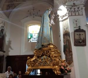 """Prima edizione del percorso Mariano """"Verso la sorgente di Santa Maria delle Grazie"""""""