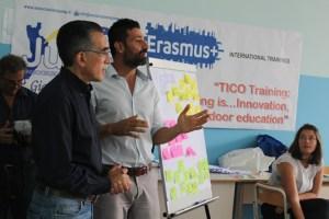 Innovazione didattica dal Liceo Guarasci di Soverato all'Europa