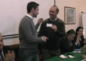 Candidatura Ernesto Alecci, dichiarazione di Fabio Guarna segretario PD Soverato