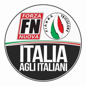 """Elezioni: Forza Nuova e Fiamma danno vita a """"Italia agli italiani"""""""