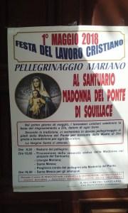 Squillace Lido – Domani il tradizionale raduno dei pellegrini al santuario della Madonna del Ponte