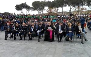 Silvia Vono (M5S) alla festa della Polizia: legalità, valore fondamentale e indispensabile