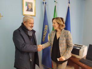 La senatrice Vono (M5S) incontra il Prefetto di Vibo: riaffermare con forza la presenza dello Stato
