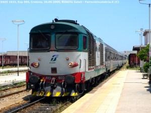 Soddisfazione Associazione Ferrovia in Calabria per avvio elettrificazione Ferrovia Jonica