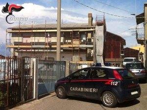 Controlli dei Carabinieri di Girifalco nei cantieri edili, denunce e sequestri