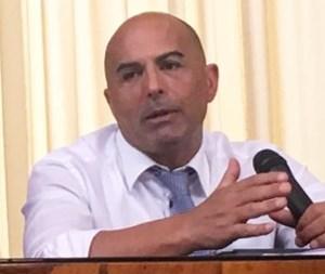 Il commercialista lametino Antonio Gigliotti a Mi manda Rai 3