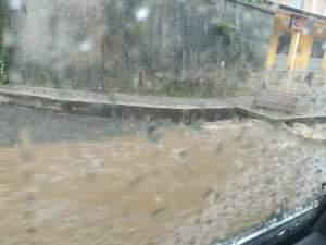 Piogge intense e allagamenti a Serra San Bruno