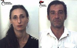 Furto in un'abitazione, arrestati due coniugi