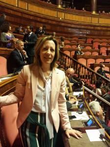 """Infrastrutture in Calabria, Vono: """"Ora fatti concreti"""". La senatrice M5S ha incontrato il ministro Toninelli"""