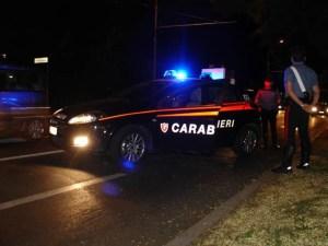 Guida in stato di ebbrezza, una denuncia dei Carabinieri