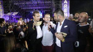 Soverato – Summer Arena, successo e risate con Pio e Amedeo