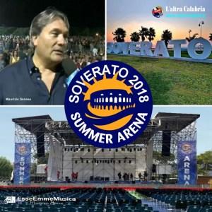 Soverato, bilancio positivo per la Summer Arena 2018