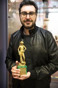 Il corto del regista calabrese Alessandro Grande nel circuito degli Oscar