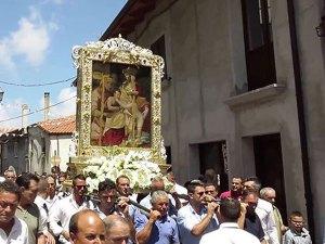 'Ndrangheta – Boss vuole portare la Madonna, bloccata processione