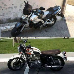 Rubate due moto a Montepaone Lido