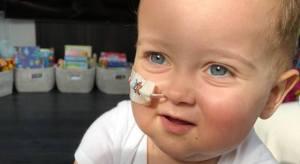 Serve un donatore per Alessandro Maria, senza un trapianto al bimbo rimane solo un mese di vita