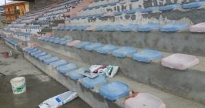 Girifalco – Lavori di restyling al campo sportivo