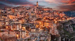 La Calabria e Matera