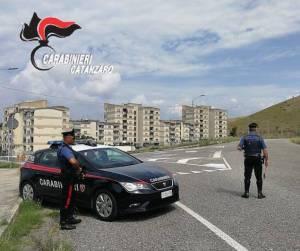 Controlli dei Carabinieri di Catanzaro, un arresto e una denuncia
