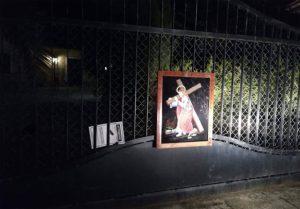 Intimidazioni – Carcassa di cane trovata davanti casa di ambientalista