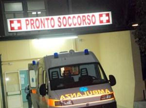 Misterioso ferimento, 23enne arriva in ospedale con un proiettile nella spalla
