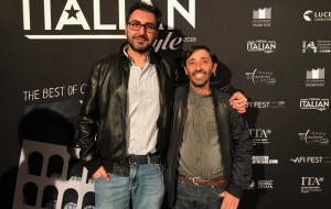 Alessandro Grande e Marcello Fonte dalla Calabria a Hollywood