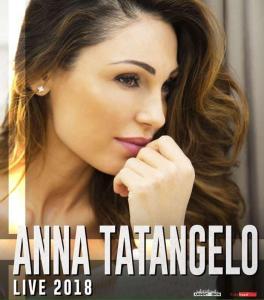 Anna Tatangelo in concerto a Settingiano