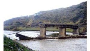 Appalto lavori ponte sul fiume Savuto, la soddisfazione di Enzo Bruno