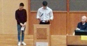 Incontro sulla Costituzione e leggi razziali, la partecipazione degli studenti della 4B del Liceo Scientifico di Soverato